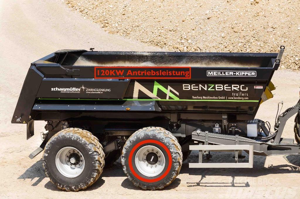 Benzberg Meiller TX -24t Nutzlast
