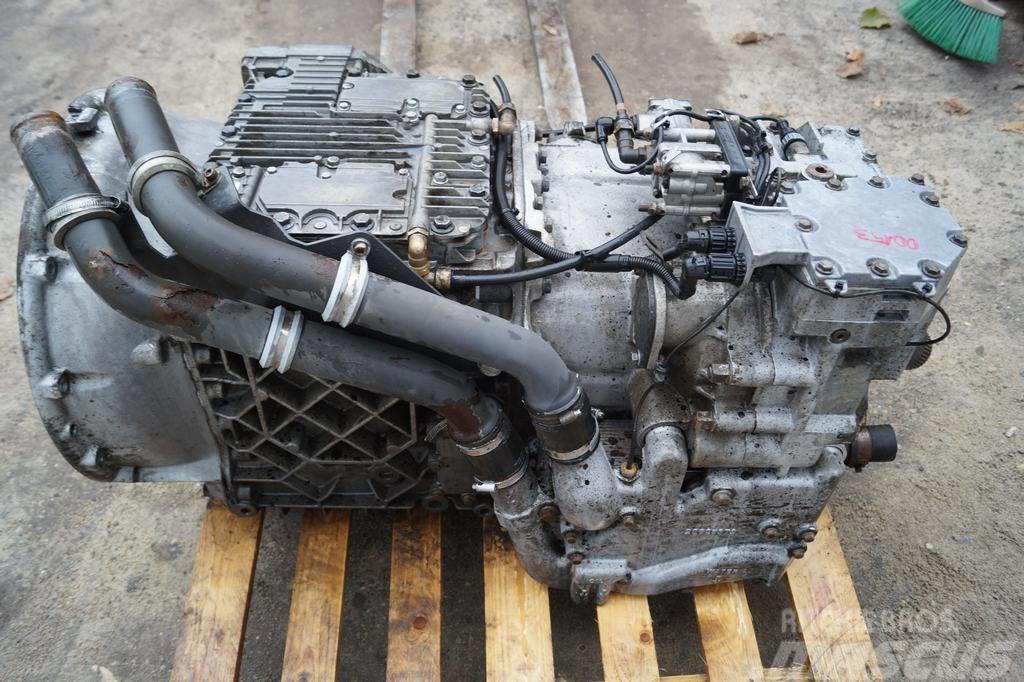 Volvo RENAULT ISHIFT VT2412B RETARDER / COMPLETE GEARBOX
