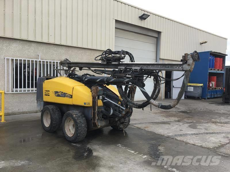 Atlas Copco Flexiroc T 15