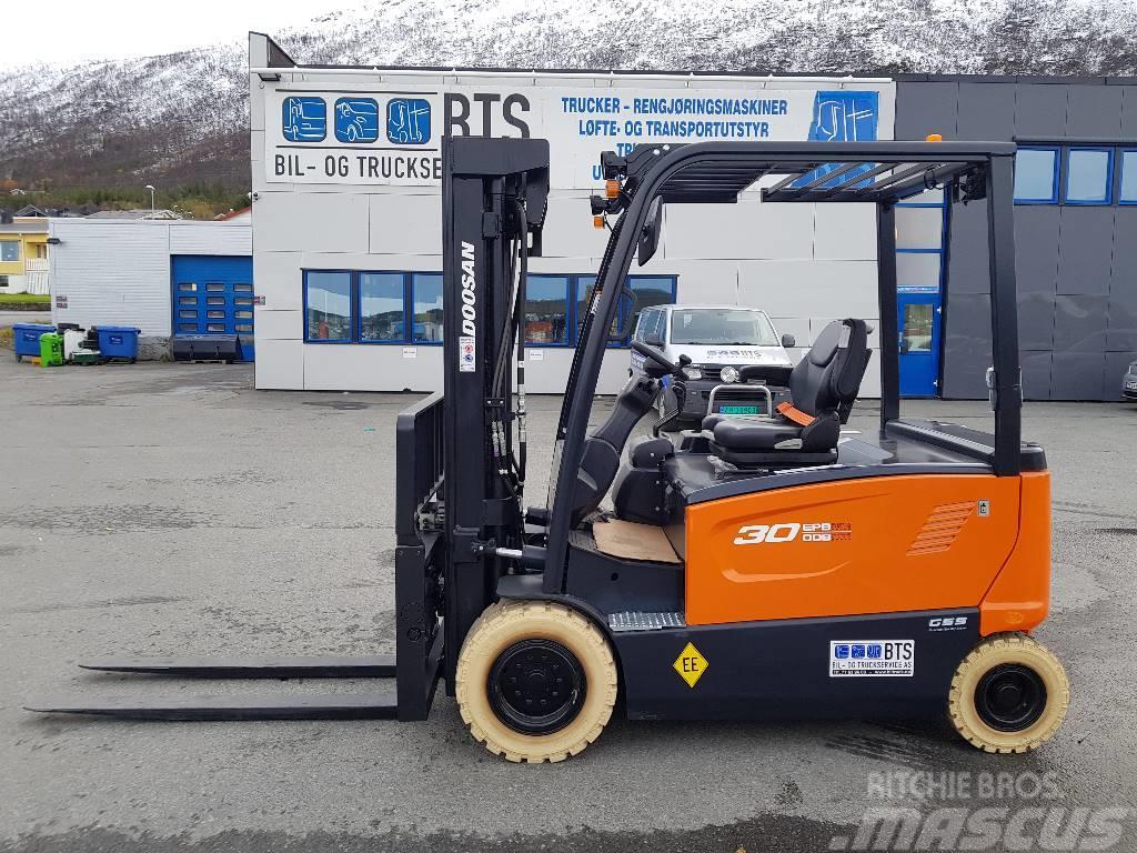 Doosan B30X-7 - 3,0 t el. truck  (på lager)