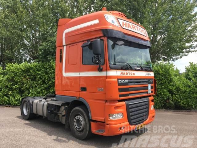DAF FT XF105.460 Euro5