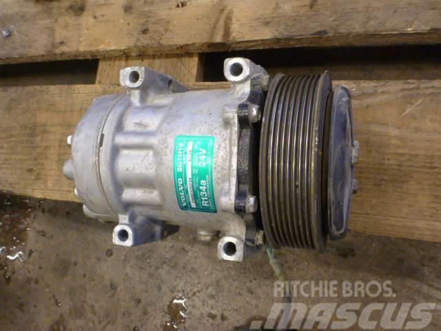 Volvo L 350 F AC Kompressor