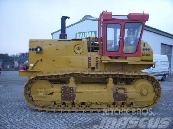 Komatsu D 355 C (09) 92 t pipelayer 22x MIETE / RENTAL