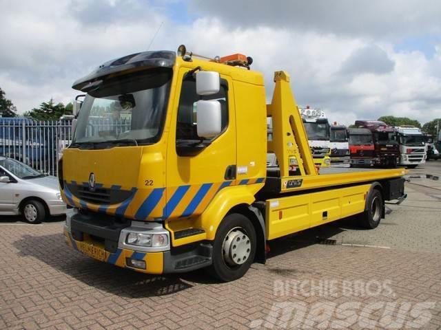 Renault MIDLUM 12-220 EURO 5 OMAS BERGINGSOPBOUW