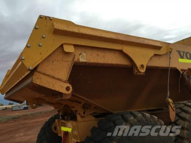 Bedrock Tailgate for Volvo A40F Articulated Truck