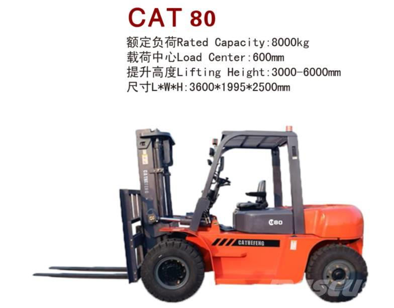 Cathefeng CAT 80