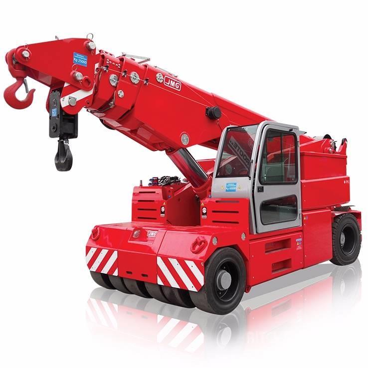 JMG Cranes MC 600