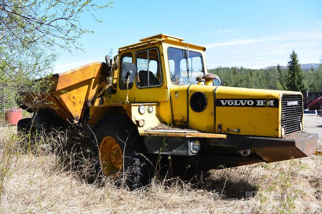 Volvo BM BM S 860 -78 Dumper
