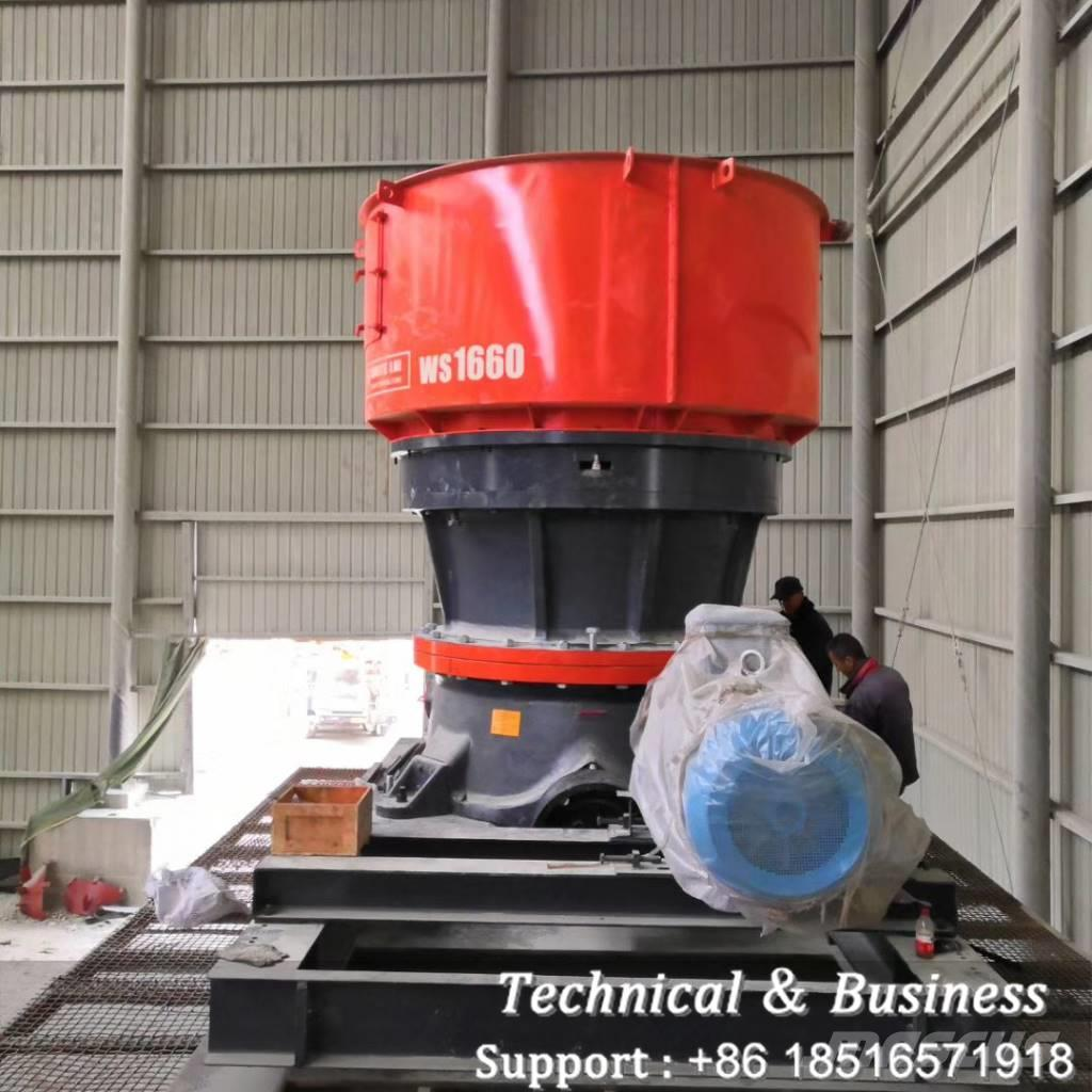 White Lai CS660 TYPE CONE CRUSHER
