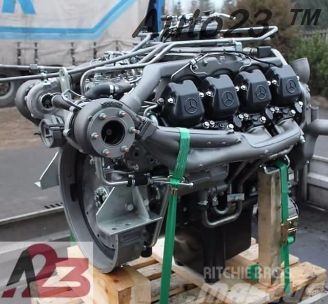 Used naprawa silnika mercedes benz sk v8 om442la om442l for Mercedes benz v8 engines