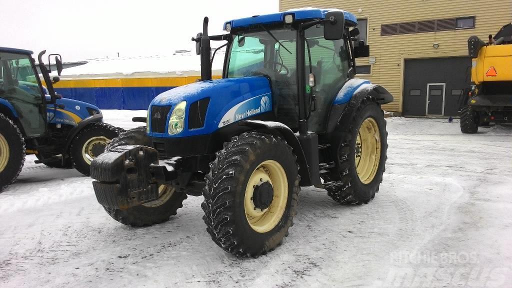 New Holland TS 130 A