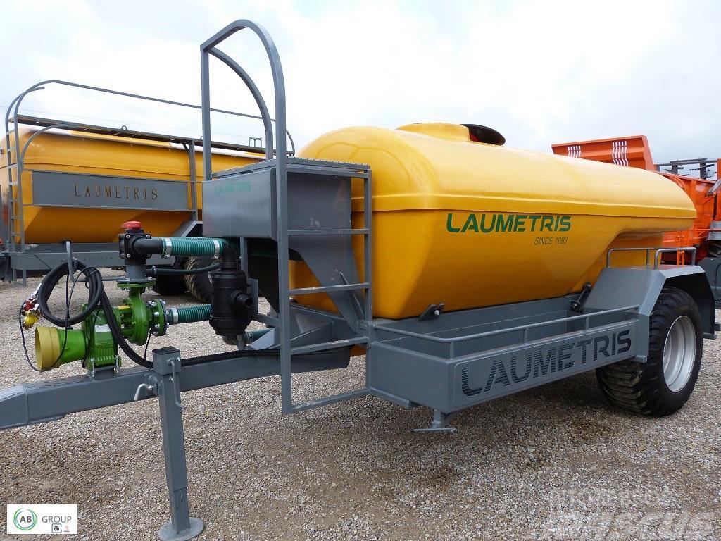 [Other] Laumetris Tank semitrailers/Цистерна полуприцеп PT