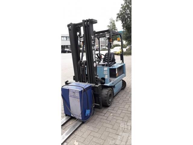 TCM , elektrische heftruck, 2500 kg, 5 meter hefhoo