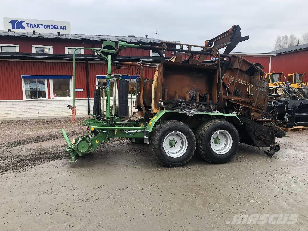 Krone Comprima CF 155 XC Dismantled: only spare parts