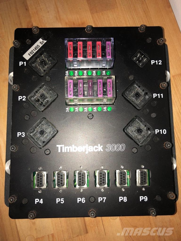 [Other] Timber Jack 3000 PSU TimberJack 3000 PSU