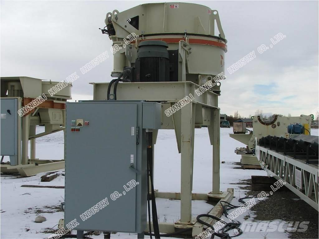 Barmac Barmac vertical Shaft Impact Crusher B7150SE