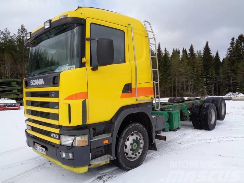 Scania R-124 G