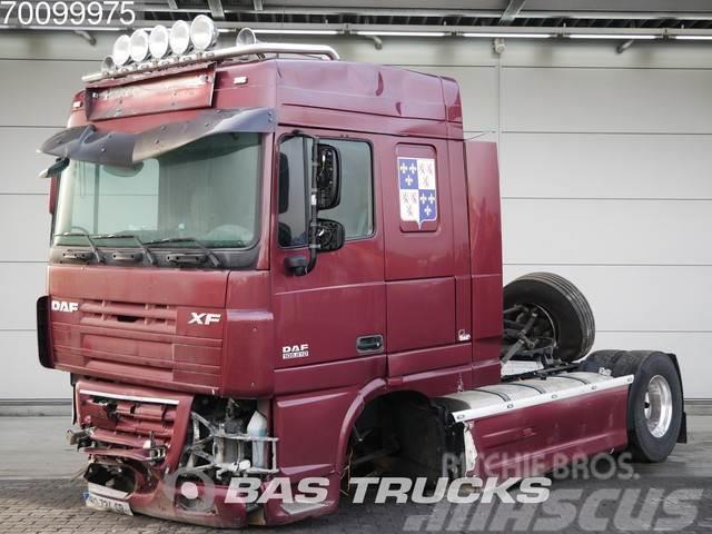 DAF XF105.510 Unfall 4X2 Euro 5