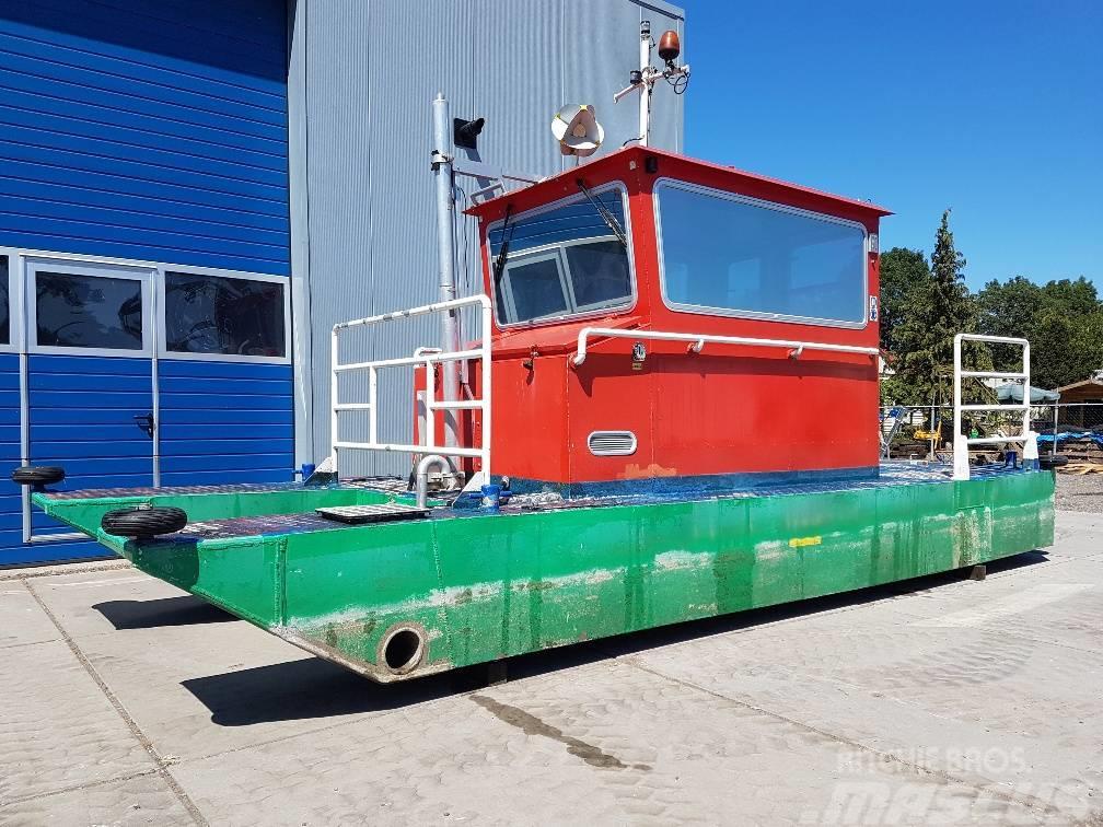 [Other] Catamaran Werkboot/ Pijlboot