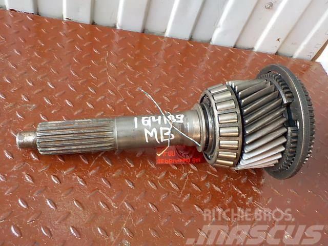 Mercedes-Benz Actros MPIII Gearbox input shaft 9472623902 467054