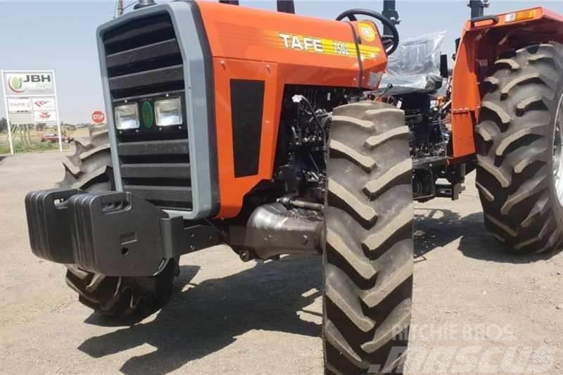 Tafe New Tafe 7502 4wd Tractors