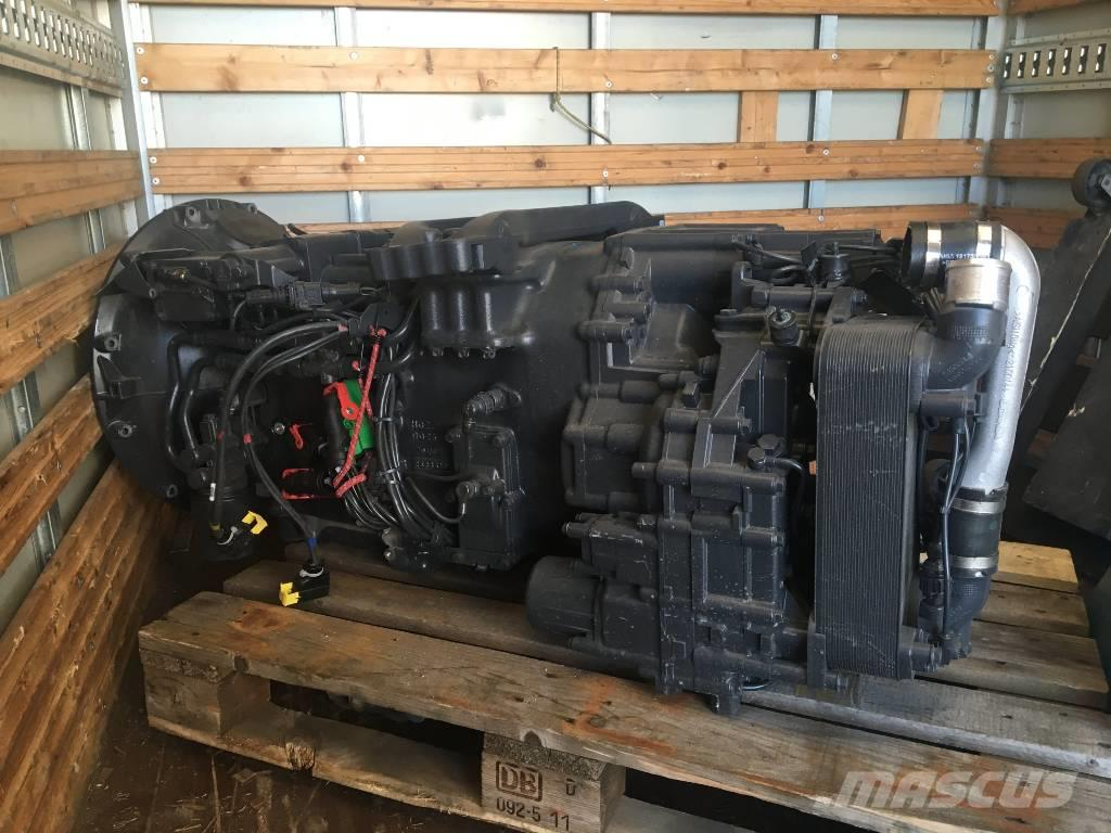 Scania P450 GRS905R gearbox