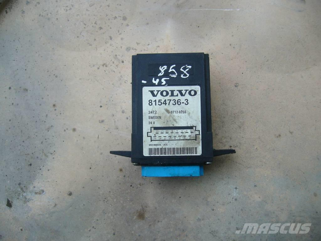 Volvo FH16 electronic block