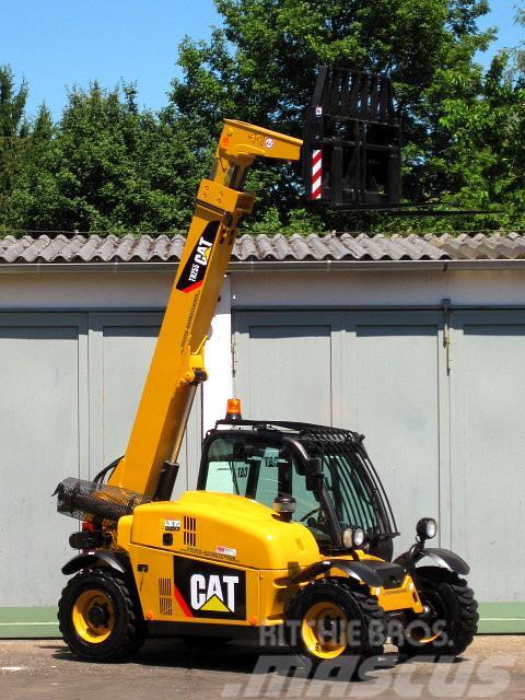 Caterpillar TH 255 ** 4x4x4 / 5.6m / 2.5t. ** vgl.