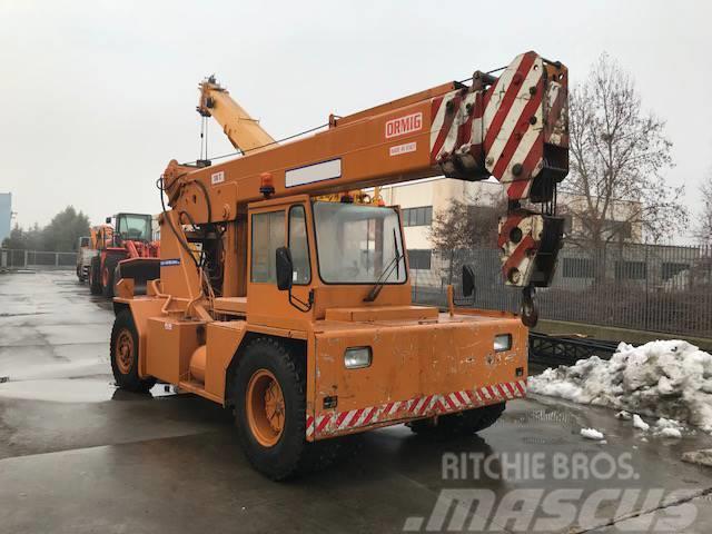 Ormig 18 TM (20 ton)
