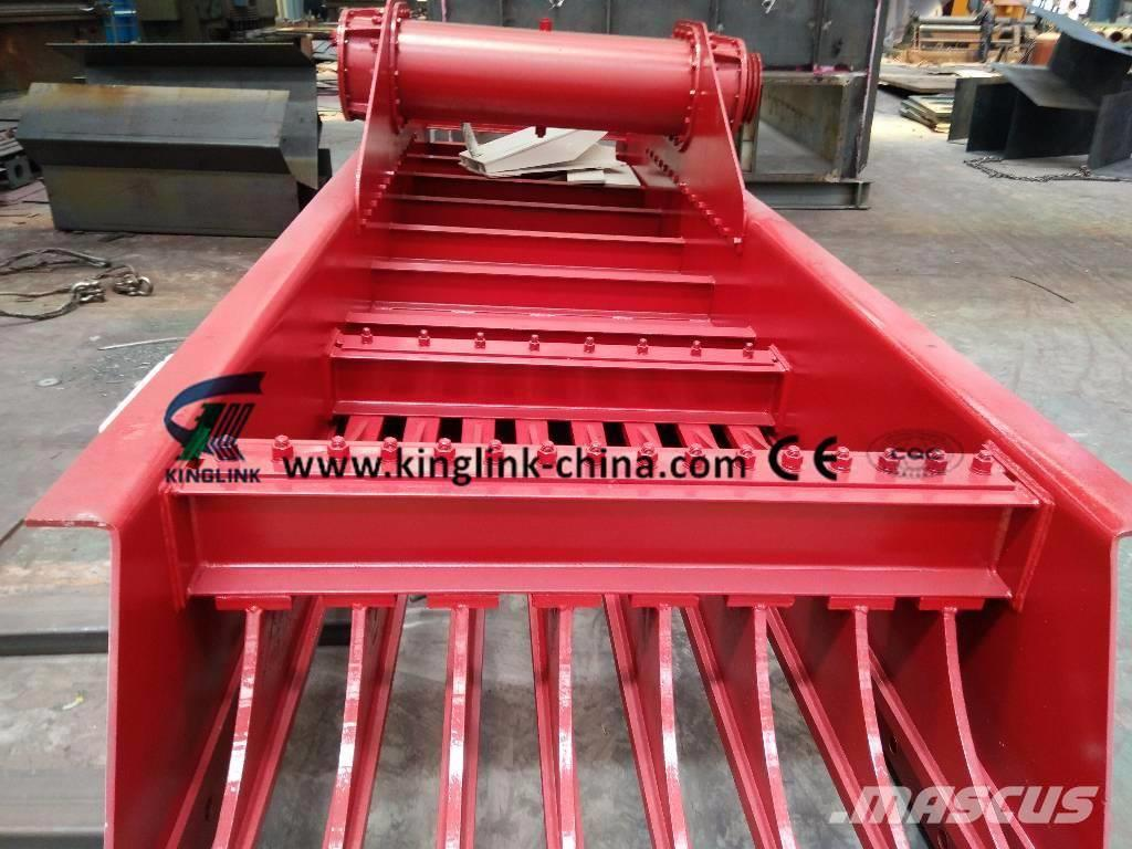 Kinglink Vibrating Feeder ZSW-600x130