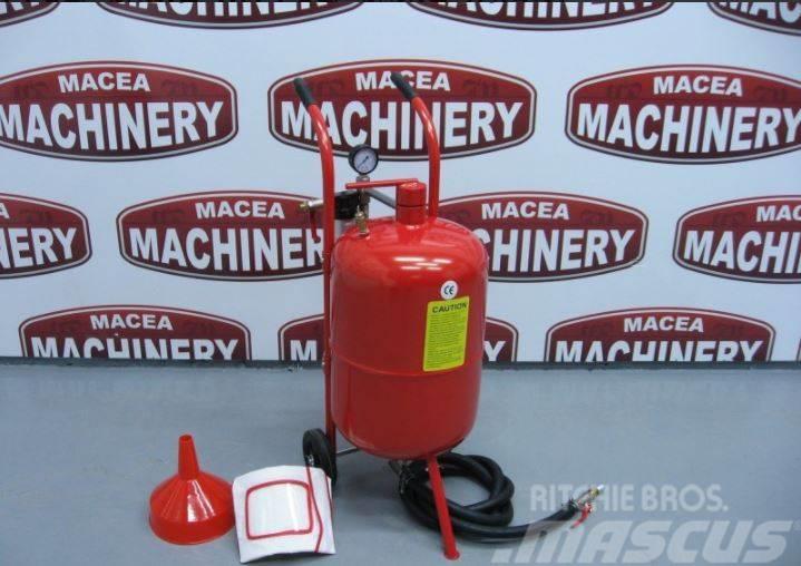 [Other] Hiekkapuhalluskannu 10 gallonaa / noin 38 litraa