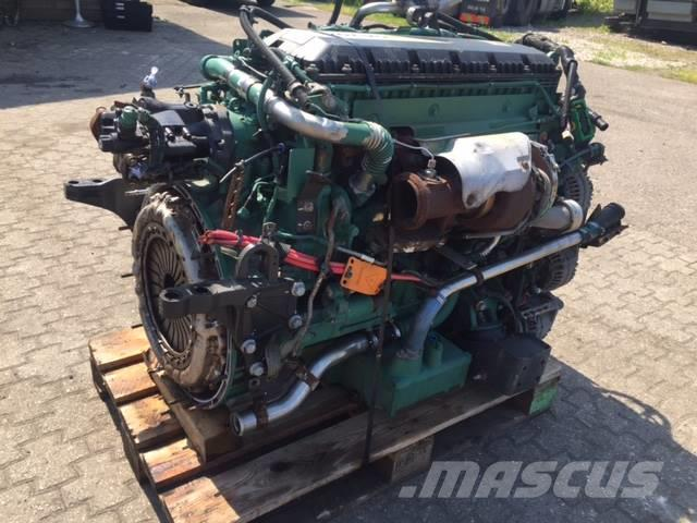 Used Volvo D8K / 320 HK - EURO 6 engines Year: 2016 for sale