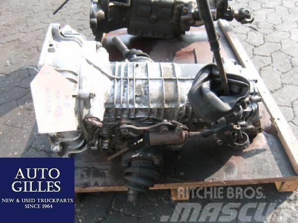 ZF 4DS-10/2 / 4 DS-10/2 Getriebe
