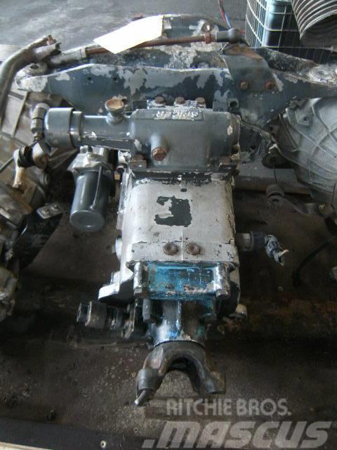 Spicer T5-X-2276 Schaltgetriebe DAF, 1985, Växellådor
