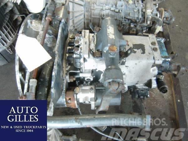 Spicer T5-X-2276 Schaltgetriebe DAF