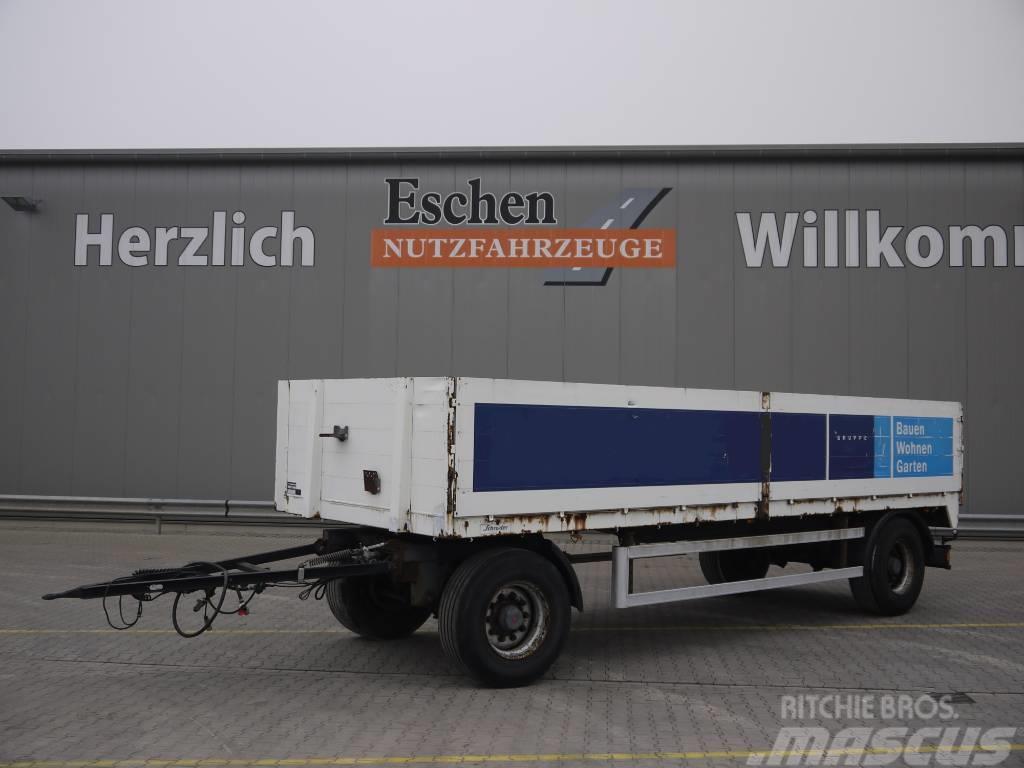 Schröder 2 Achs Drehschemel Pritsche, Obj.-Nr.: 0470/20