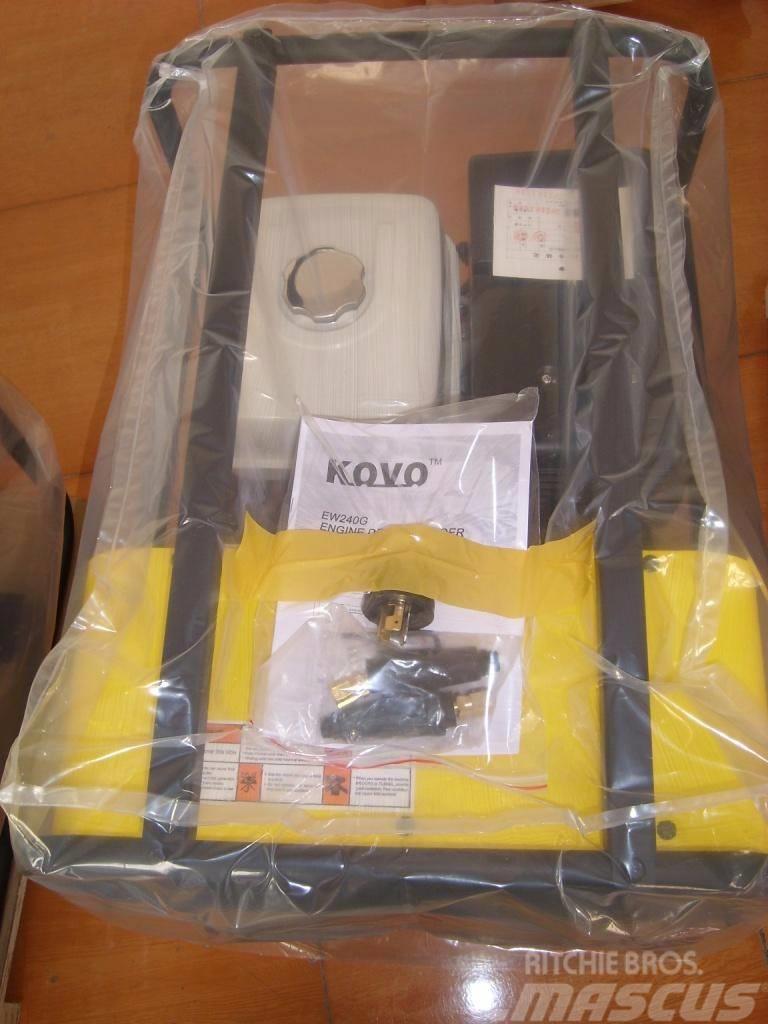 Kovo portable gasoline welder EW240G