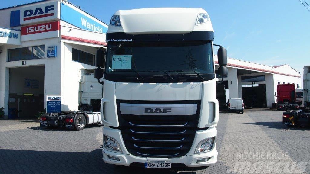 DAF Euro 6 460 Manual Gwarancja ASO 2014