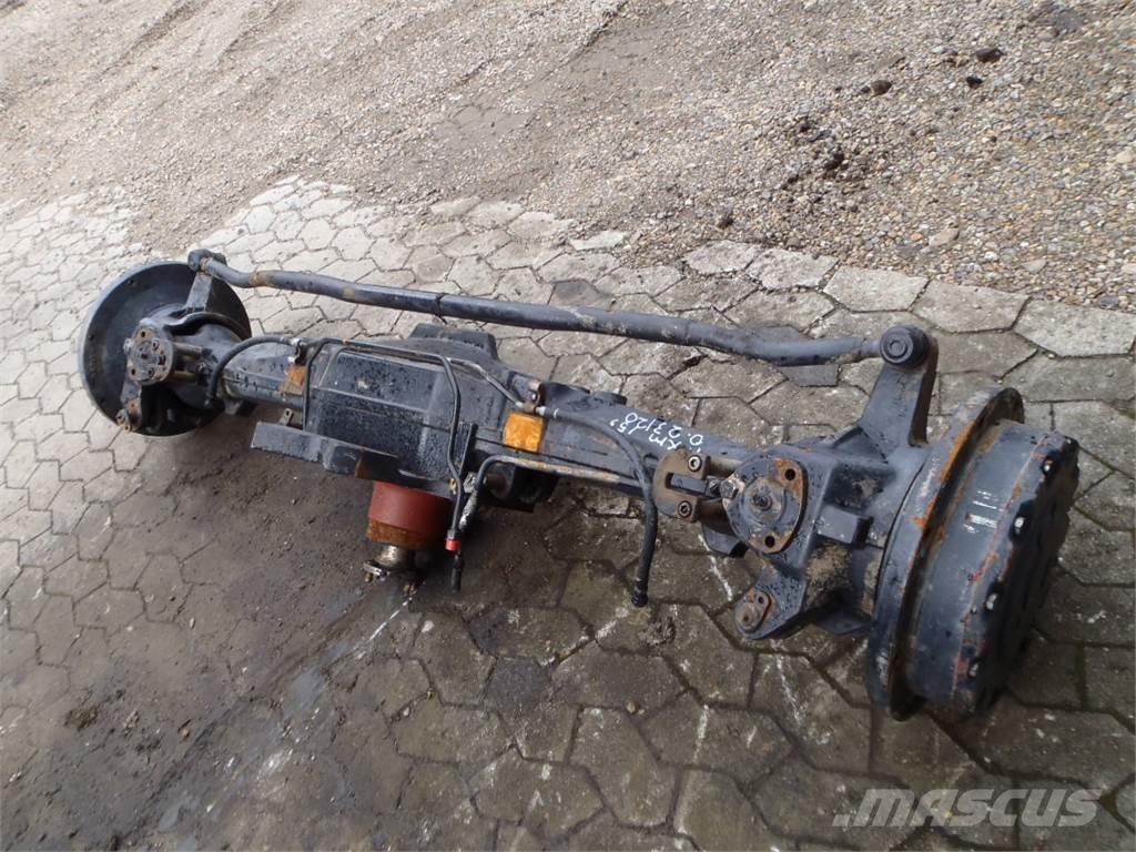 [Other] Front axle Case MXM155