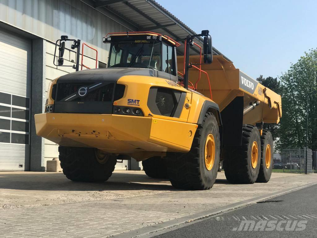 Volvo A60H