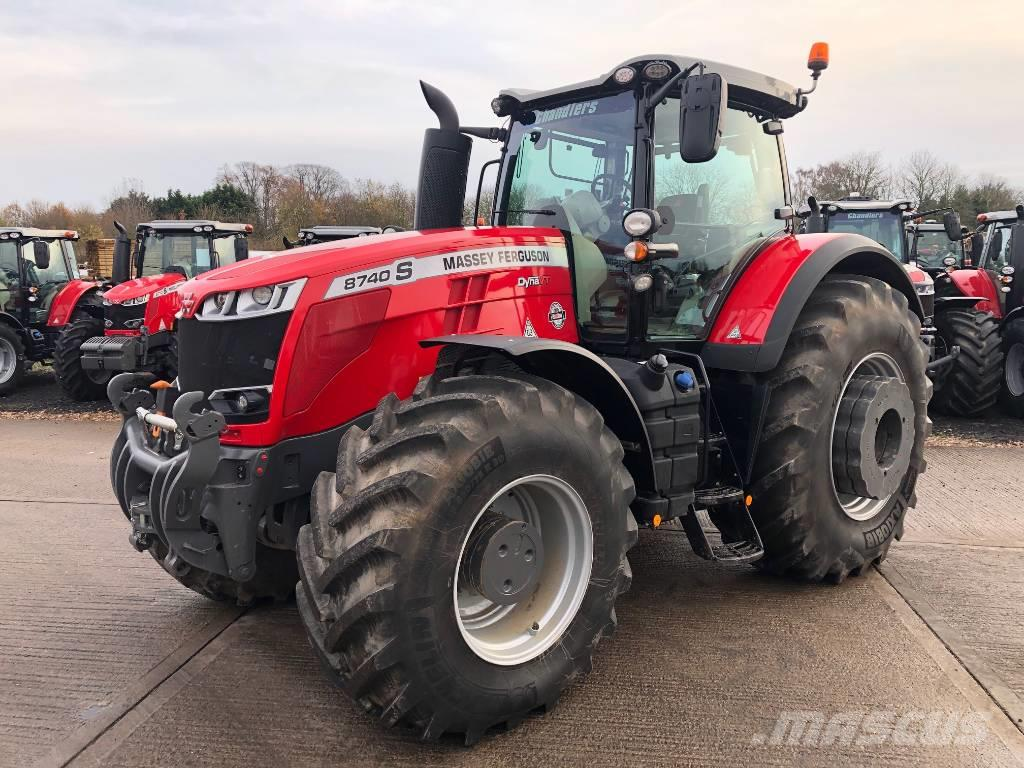 Massey Ferguson 8740 SEXDV