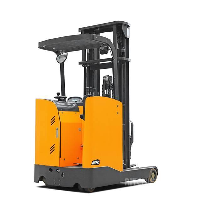 UN Forklift FBR25 Stand-on Reach Truck Li-ion Battery