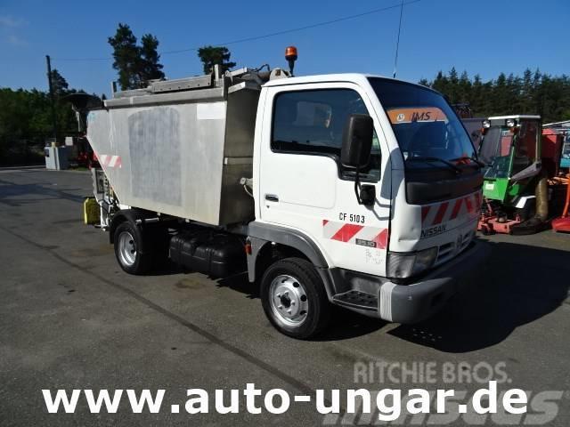 Nissan Cabstar 35.10 PB M50T Müllwagen zul. GG. 3.500kg