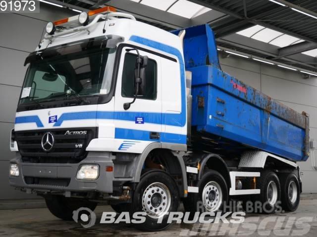Mercedes-Benz Actros 4150 K 8X4 Big-Axle SteelSuspension Euro 3