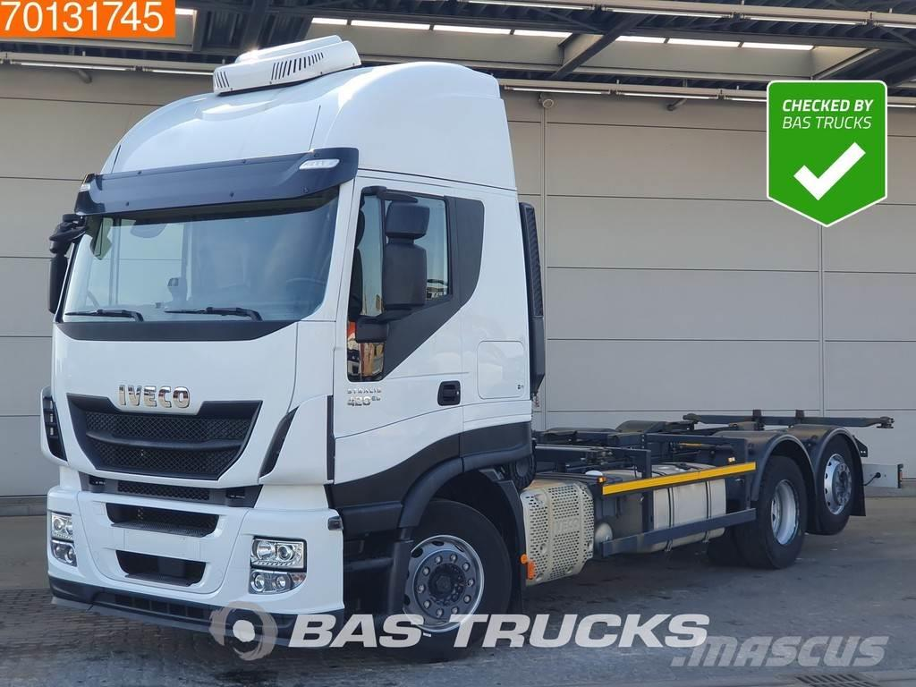 Iveco Stralis Hi-Way AS440S42 6X2 ACC Intarder Liftachse
