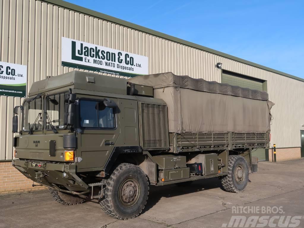 MAN HX60 18.330 4x4 Ex Army Truck