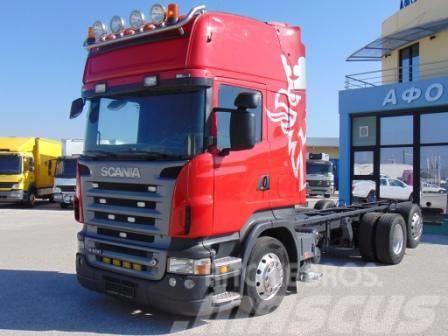 Scania R 500 6X2 /EURO 5