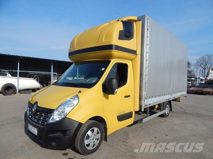 Renault MASTER dCi L3 Pack Clim 170 KM