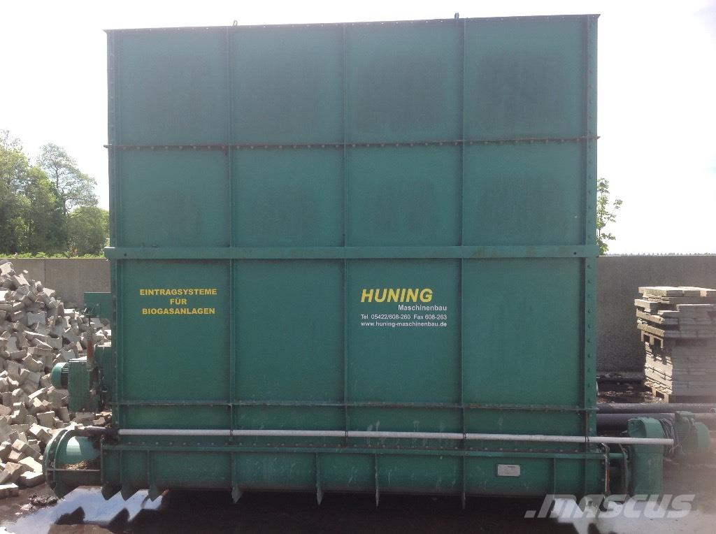 Hüning Container, 2008, Other agricultural machines