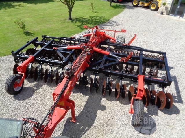 Gregoire-Besson DISCOPAK 6m cultivator